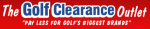 Golf Clearance Outlet Coupons