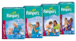 Pampers Nappies Coupons